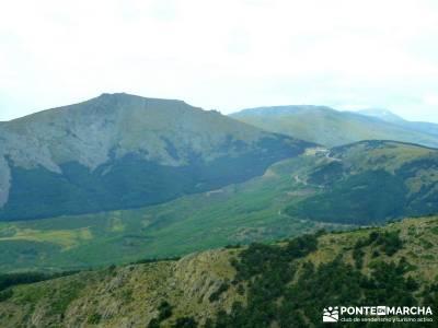 Cerro Perdiguera-Sierra Morcuera-Canencia; empresas de senderismo rutas por la sierra de madrid